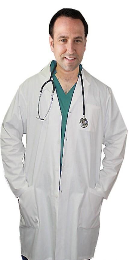 Lab coats $6.29 Turquoise S,M,L,XL,2XL