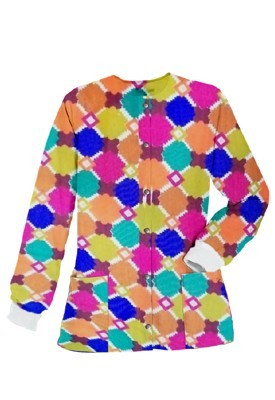 100% POLYESTER PRINTED JACKETS