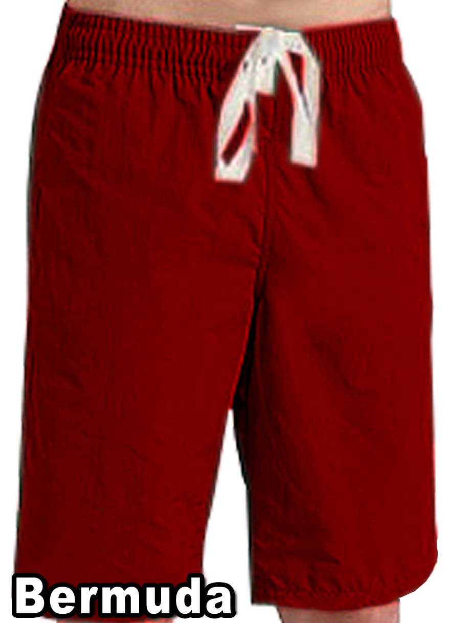 Microfiber Shorts And Capri