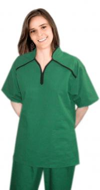 M Style Collar 4 Pocket Ladies Fashioable set