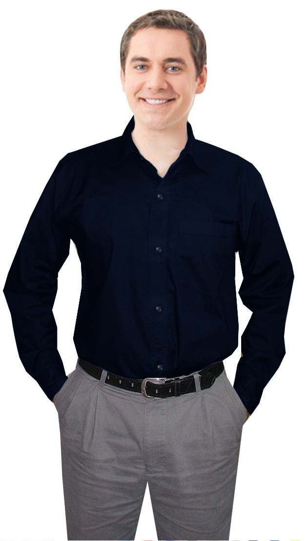 MICROFIBER UNISEX FULL SLEEVE SHIRT