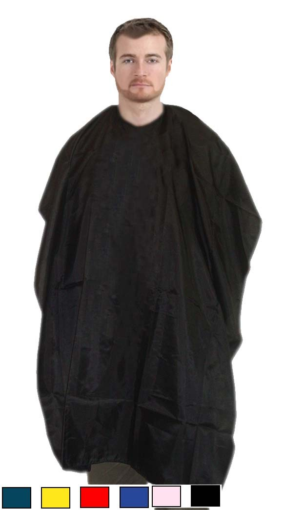 BARBER CAPE IN 100% POLYESTER