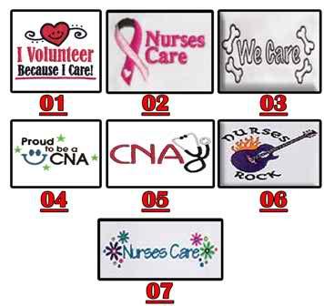 Embroidery Logos