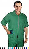 BARBER SET WITH 8 POCKETS (JACKET 3 POCKET WITH BOTTOM 5 POCKET CARGO) POPLIN FABRIC
