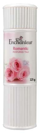 Enchanteur perfumed talc 125g