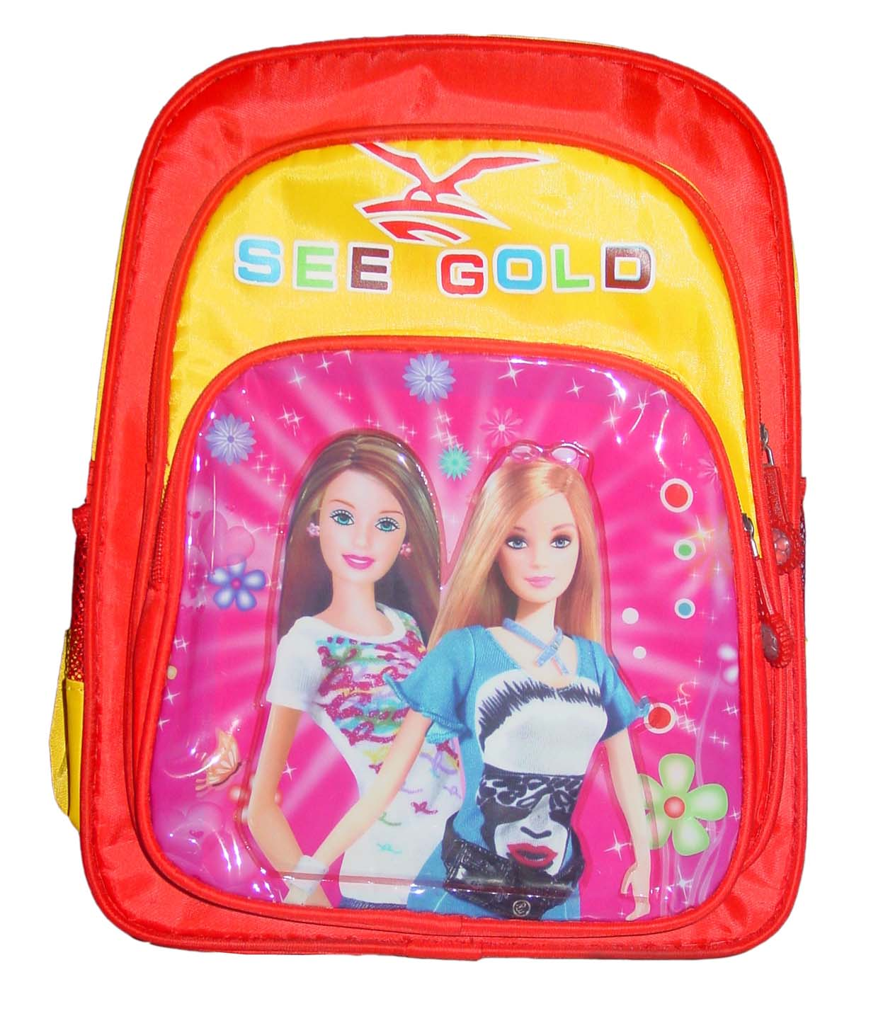 2dolls girls school bag