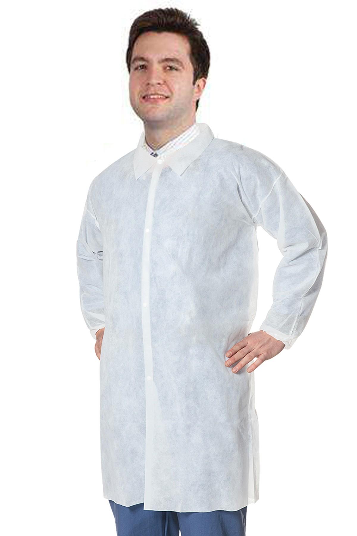 Disposable Labcoats