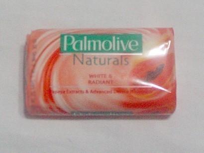 Palmolive natural soap orange