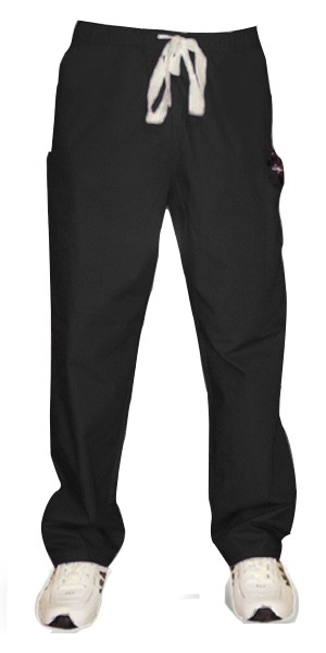 Stretchable Pant 2 cargo  pocket waistband with elastic and drawstring both unisex in 35% Cotton 63% Polyester 2% Spandex