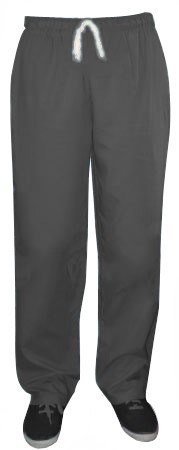 Stretchable Pant 2 pockets normal elasticated waistband unisex pant in 97% cotton 3% Spandex