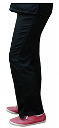 Qld pant bootcut 2 side pocket waistband with drawstring and elastic both ladies