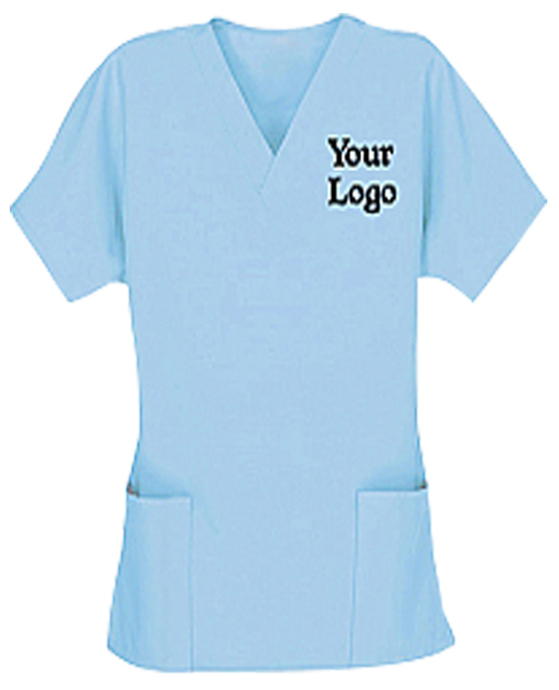 SCHOOL/COLLEGE SCRUBS TOPS HALF SLEEVE (V NECK TOPS, JACKET, LAB COATS)