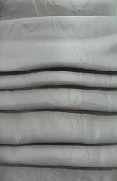 Microfiber Cool Grey Loose Fabric (100% Polyester) Per Meter