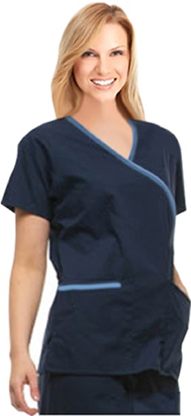 MICROFIBER SET CROSSOVER 5 POCKET SOLID HALF SLEEVE (Top 2 Pocket with Bottom 3 Pocket)