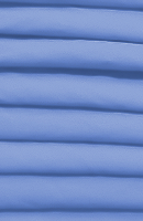 Stretch Ceil Blue Classic Loose Fabric (35% Cotton 63% Polyester 2% Spandex) Per Meter