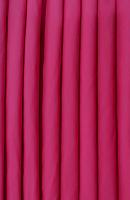 Poplin Dark Pink  Loose Fabric (52% Polyester & 48  Cotton ) Per Meter