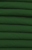 Microfiber Hunter Green Loose Fabric (100% Polyester) Per Meter