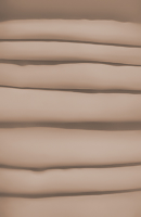 Poplin Khaki Loose Fabric (52% Polyester & 48  Cotton ) Per Meter