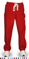 Microfiber Pant 4 pocket (2 cargo  pocket  and 2 back pocket waistband with elastic and drawstring both unisex