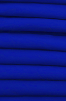 Poplin Royal / Light Royal Loose Fabric (52% Polyester & 48  Cotton ) Per Meter