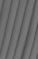 Poplin Silver Grey  Loose Fabric (52% Polyester & 48  Cotton ) Per Meter
