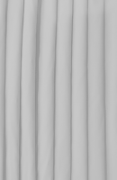 Poplin White  Loose Fabric (52% Polyester & 48  Cotton ) Per Meter