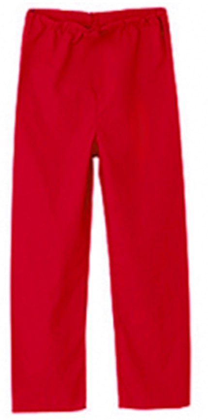 Clearance_children's scrub pants 1 back pocket solid Any Color