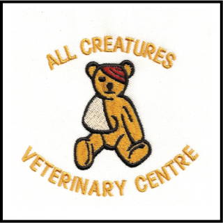 All creatures veterinary centre