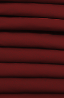 Stretch Burgundy Loose Fabric (35% Cotton 63% Polyester 2% Spandex) Per Meter
