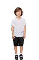 Children's / Kids Bermuda with 2 side pockets & 1 back pocket in Poplin Fabric