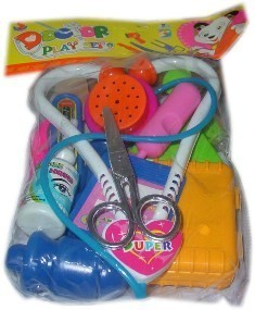 CHILDREN'S DOCTOR PLAYING SET