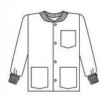 Customized Scrub Jacket
