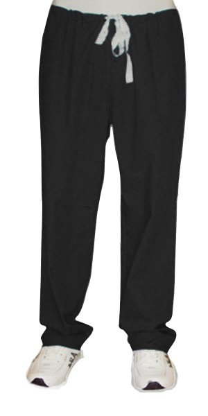 Stretchable Pant 2 pockets in (1 cargo pocket 1 back pocket) waistband with elastic and drawstring both unisex in  97% cotton 3% Spandex
