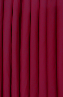 Poplin Raspberry Loose Fabric (52% Polyester & 48  Cotton ) Per Meter