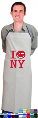 DESIGN APRON BIB STYLE BACK OPEN SOLID AVAILABLE IN MANY DESIGN