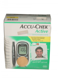 ACCU-CHECK Advantage Blood Glucose Meter and Lancing Device