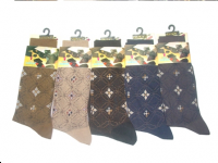 New design unisex socks in multi color