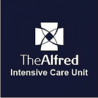 The alfred logo