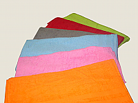 OPTI SPLASH TOWEL 100% COTTON PURE TOWEL FABRIC AVAILABLE IN 3 SIZES