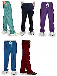 Qld pants select your style poplin fabric
