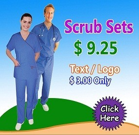Scrub Sets and Uniforms