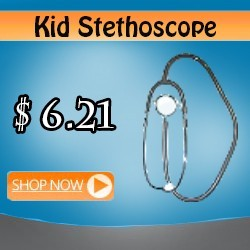 kids stethoscope
